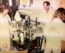 Skandjuice historia juicetillverkning