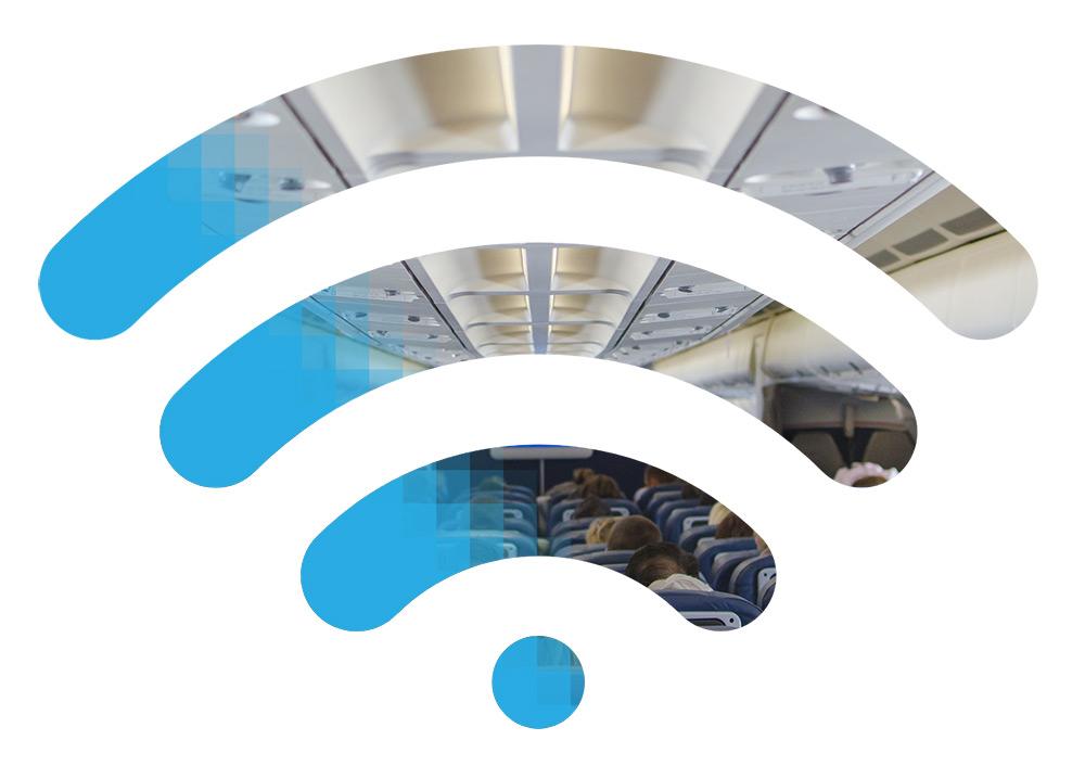 Wifi signal ombord